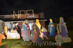 Crippsmas Place - Plywood decorations and Christmas Lights, Fremont, CA, USA - Picture 48