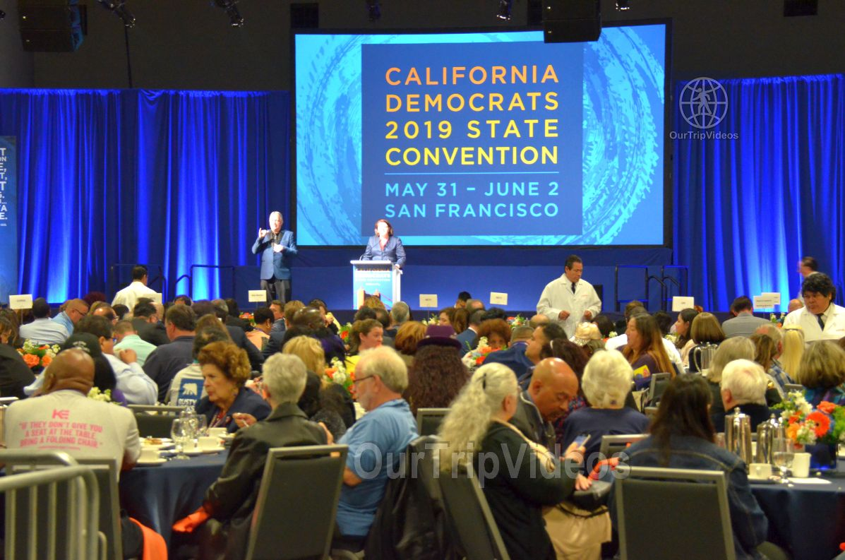 California Democratic Party State Convention, San Francisco, CA, USA - Picture 3 of 25