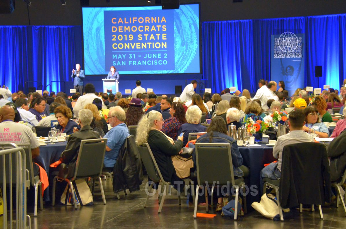 California Democratic Party State Convention, San Francisco, CA, USA - Picture 4 of 25