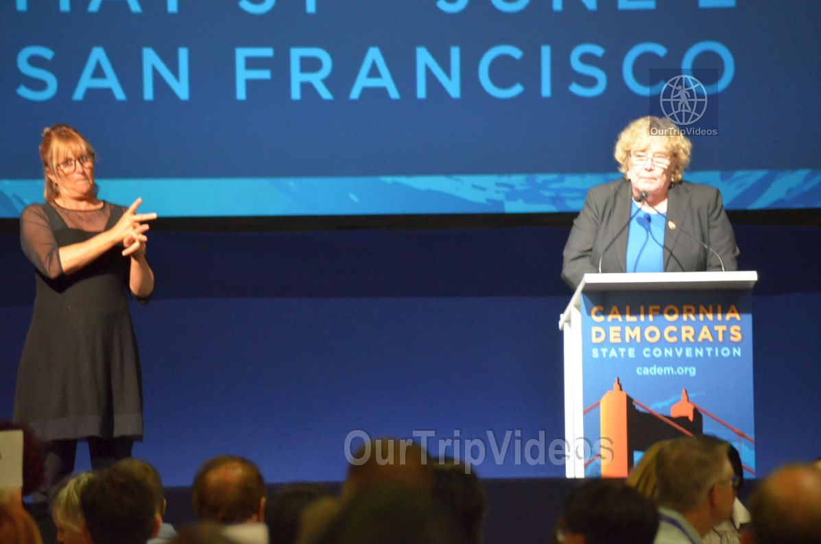 California Democratic Party State Convention, San Francisco, CA, USA - Picture 6 of 25