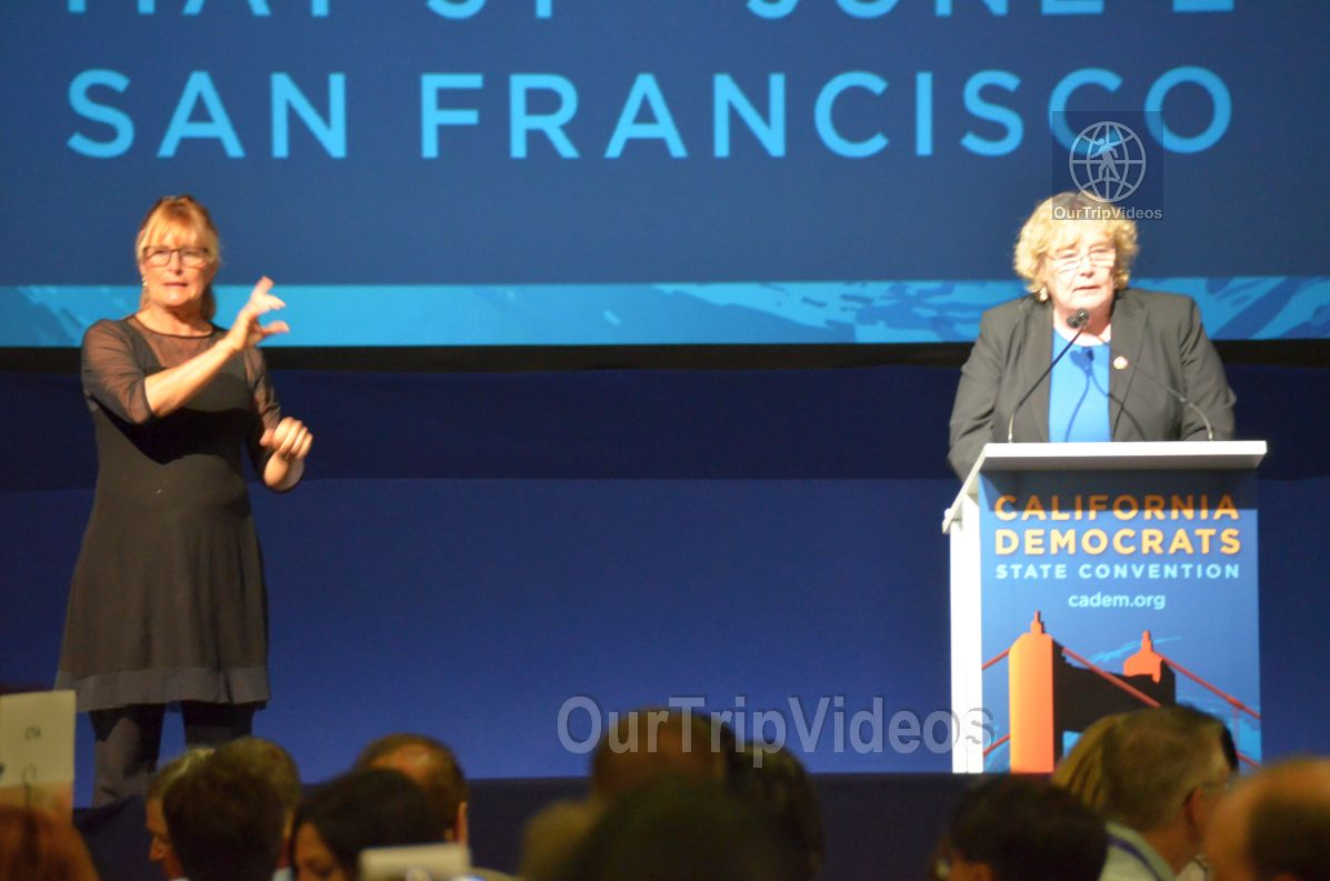 California Democratic Party State Convention, San Francisco, CA, USA - Picture 7 of 25