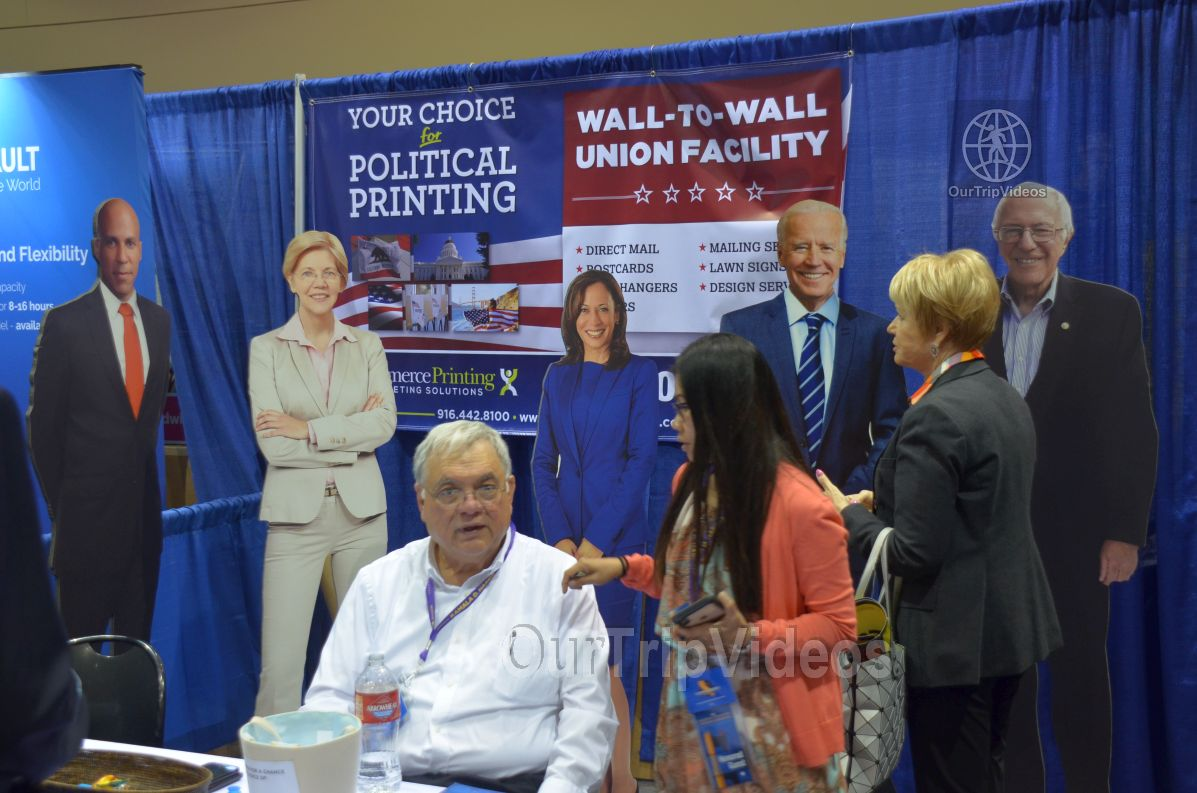 California Democratic Party State Convention, San Francisco, CA, USA - Picture 12 of 25