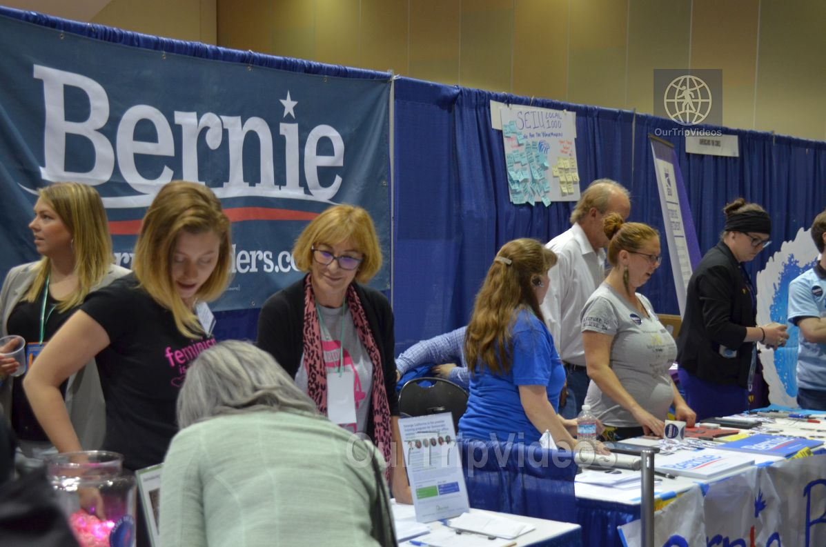 California Democratic Party State Convention, San Francisco, CA, USA - Picture 15 of 25