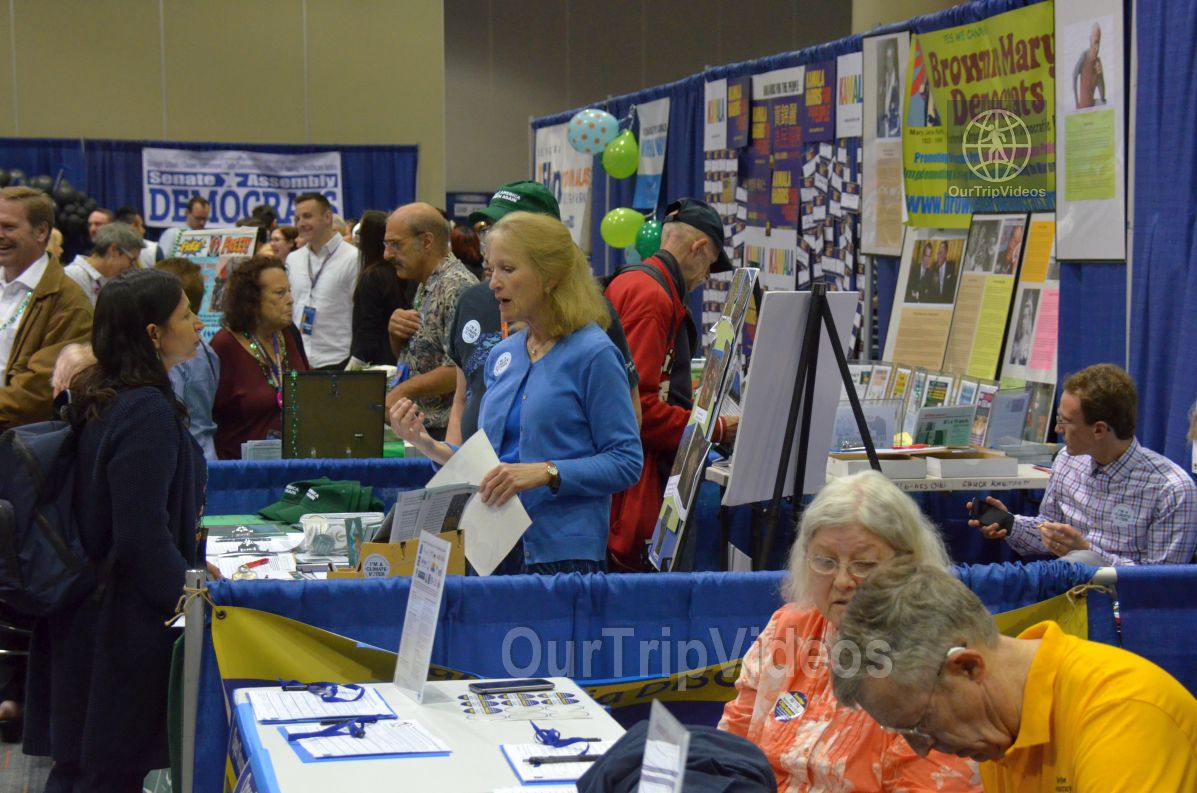California Democratic Party State Convention, San Francisco, CA, USA - Picture 16 of 25
