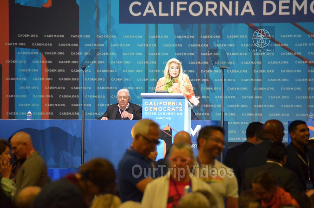 California Democratic Party State Convention, San Francisco, CA, USA - Picture 19 of 25