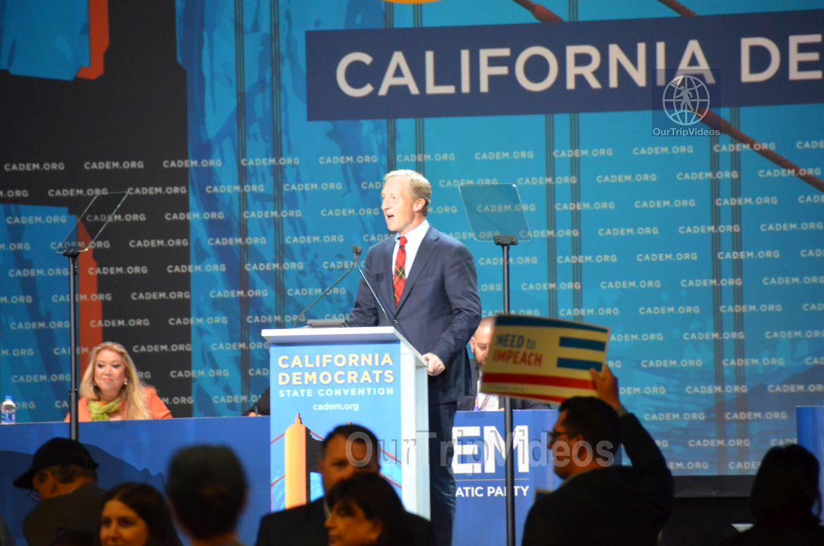 California Democratic Party State Convention, San Francisco, CA, USA - Picture 20 of 25