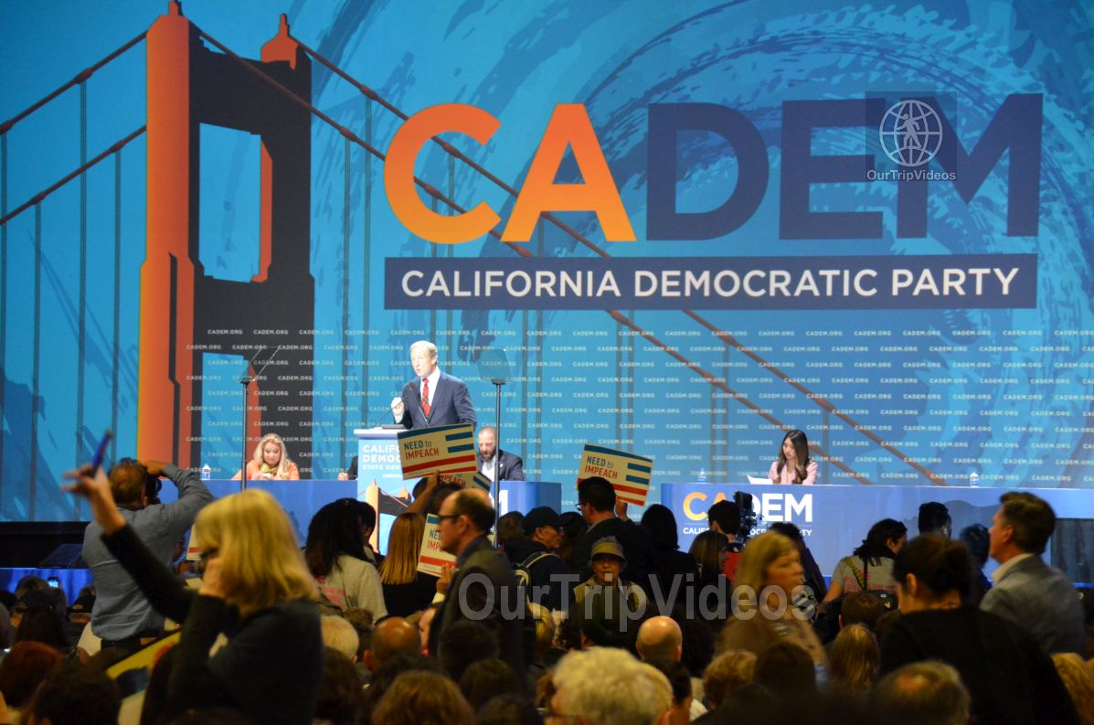 California Democratic Party State Convention, San Francisco, CA, USA - Picture 22 of 25