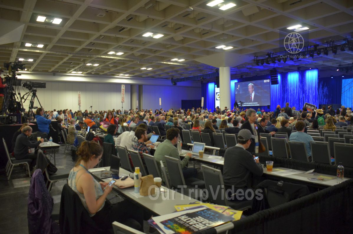 California Democratic Party State Convention, San Francisco, CA, USA - Picture 23 of 25