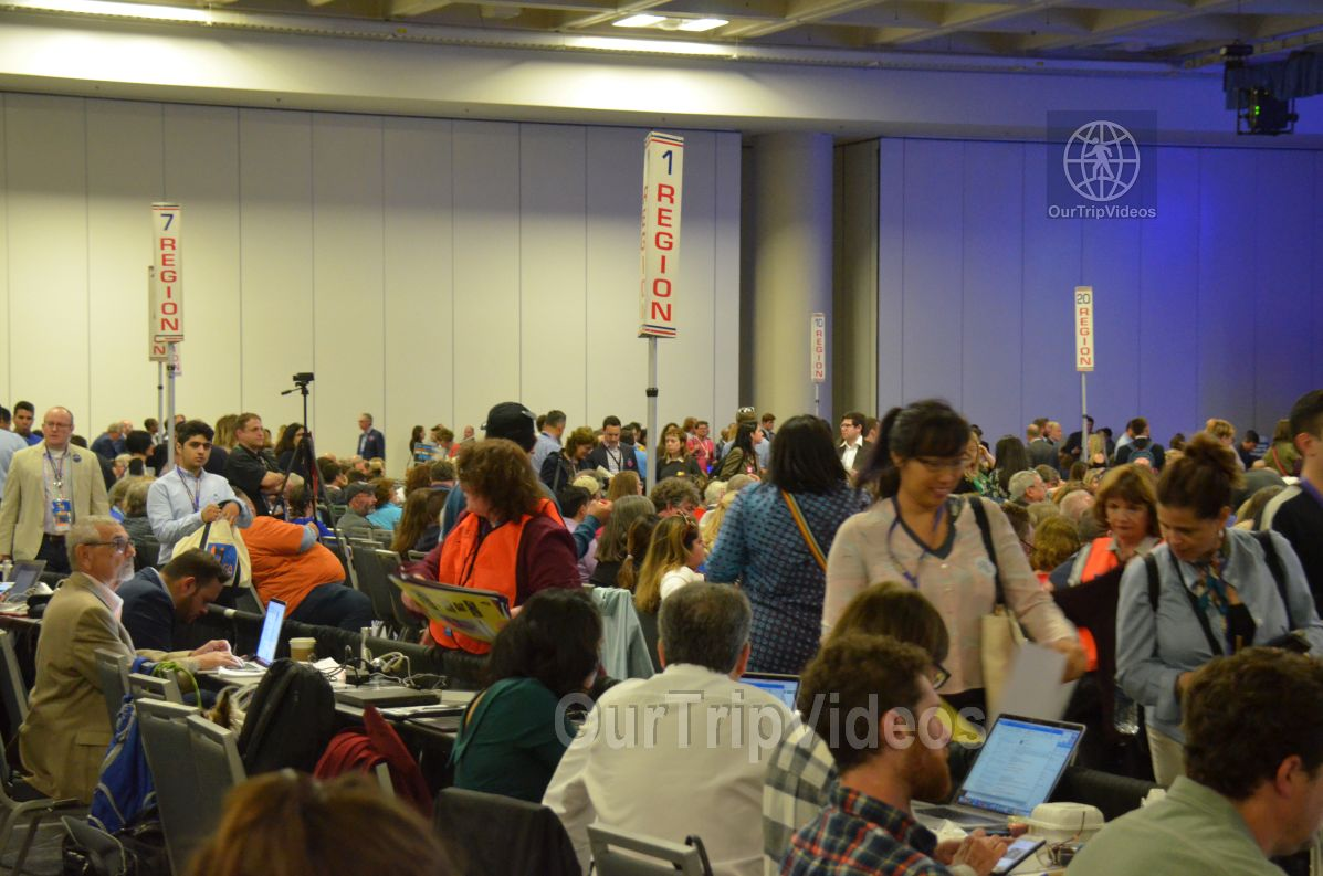 California Democratic Party State Convention, San Francisco, CA, USA - Picture 24 of 25