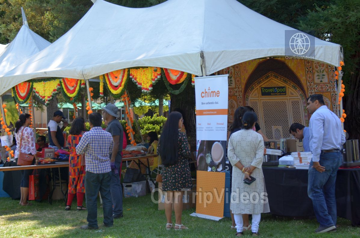 Dilli Haat Food and Folk Festival, Cupertino, CA, USA - Picture 3 of 25