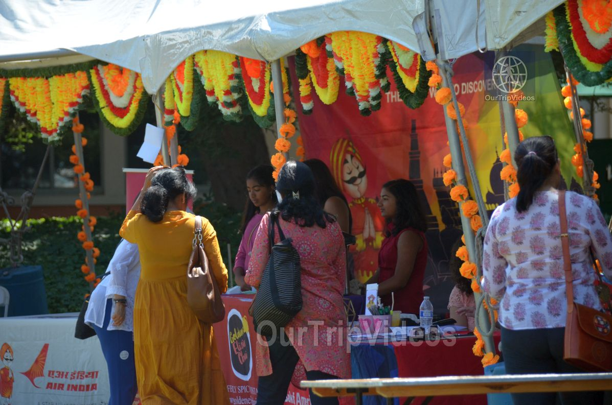 Dilli Haat Food and Folk Festival, Cupertino, CA, USA - Picture 4 of 25
