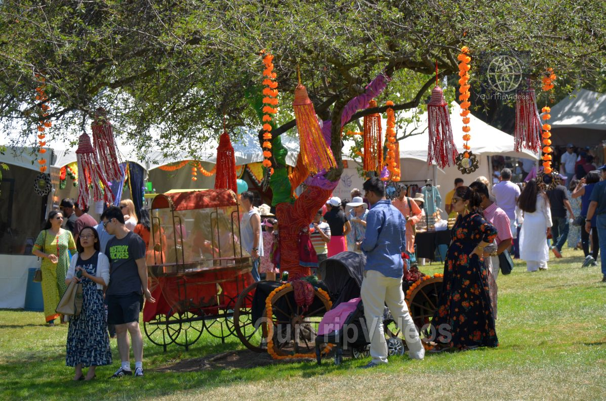Dilli Haat Food and Folk Festival, Cupertino, CA, USA - Picture 5 of 25