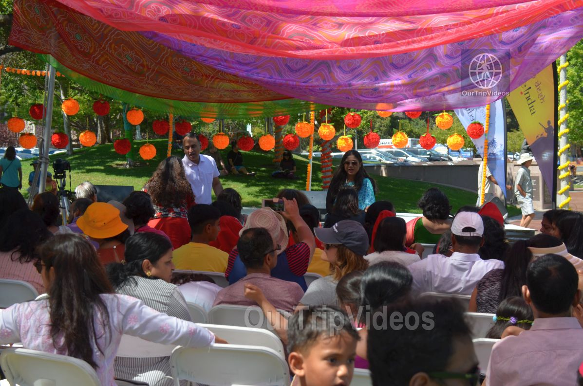 Dilli Haat Food and Folk Festival, Cupertino, CA, USA - Picture 6 of 25