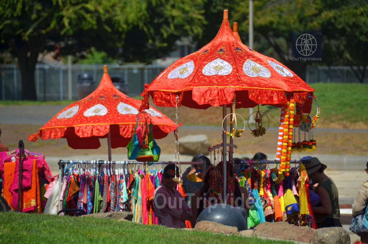 Dilli Haat Food and Folk Festival, Cupertino, CA, USA - Picture 7 of 25