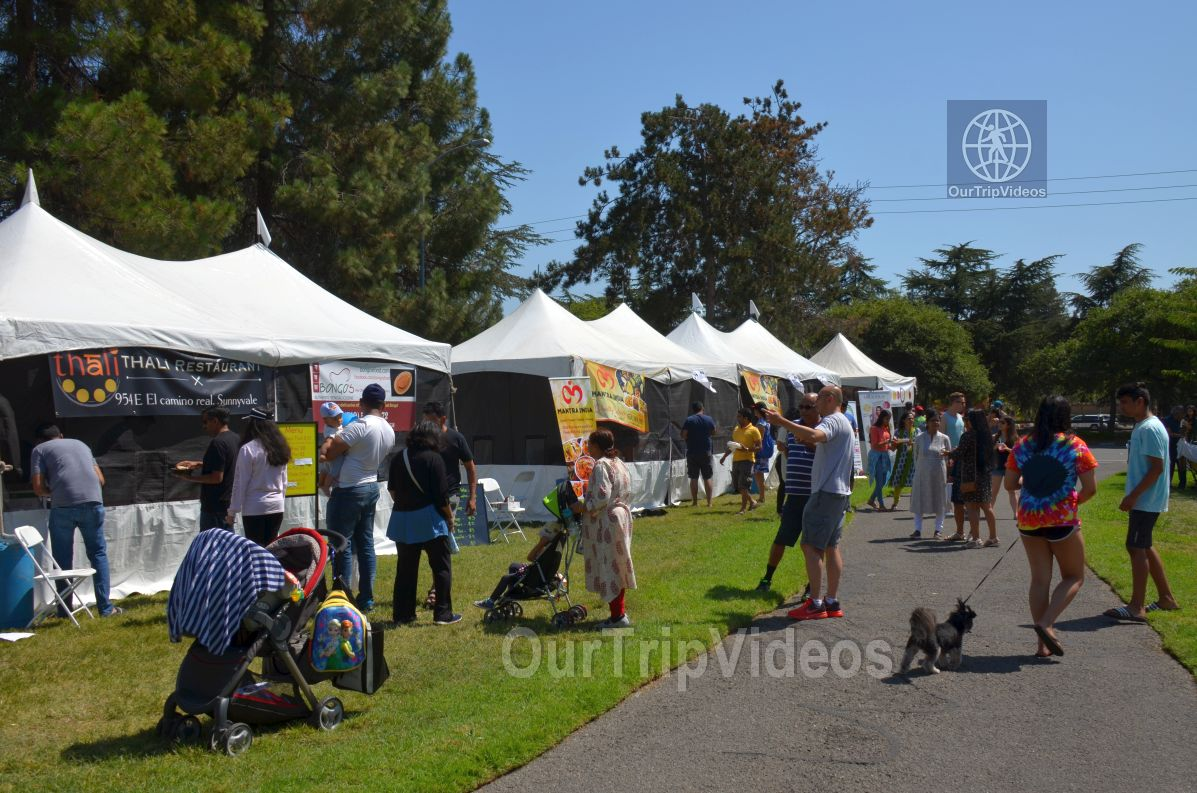 Dilli Haat Food and Folk Festival, Cupertino, CA, USA - Picture 16 of 25