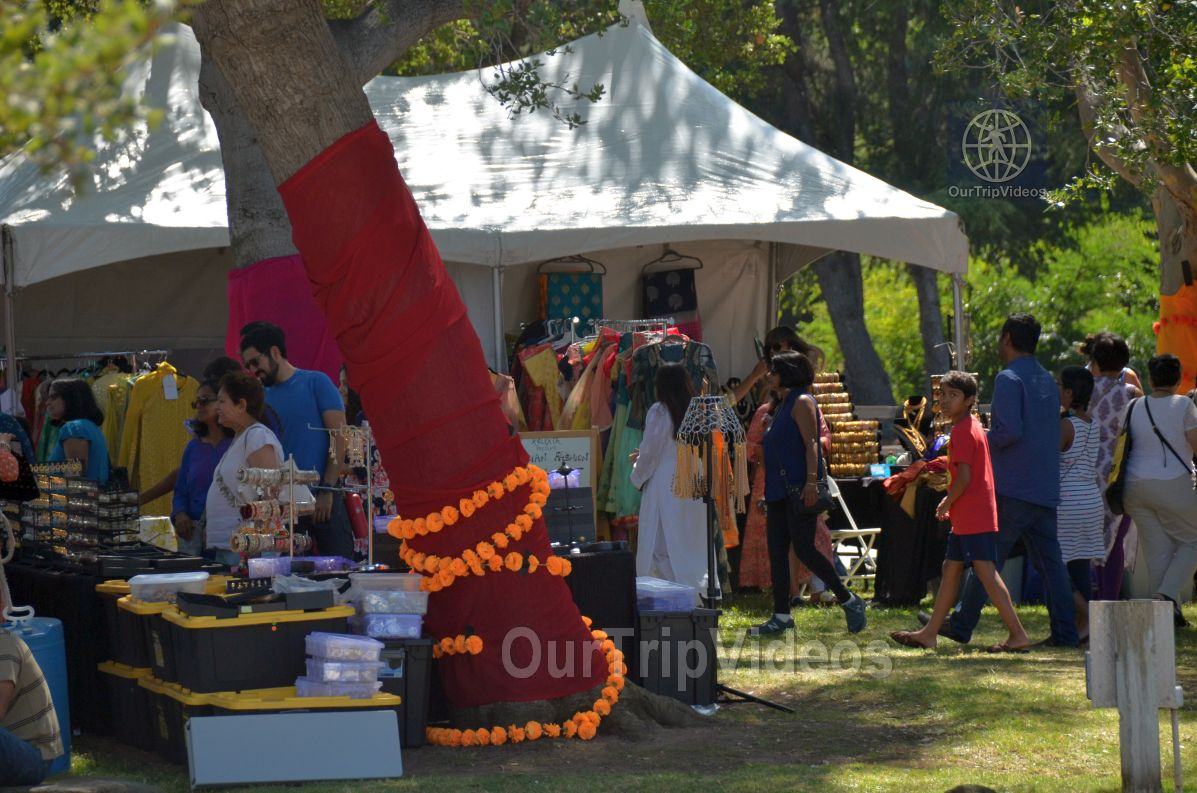 Dilli Haat Food and Folk Festival, Cupertino, CA, USA - Picture 22 of 25