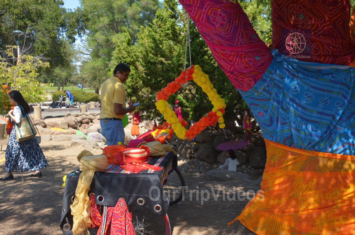 Dilli Haat Food and Folk Festival, Cupertino, CA, USA - Picture 24 of 25