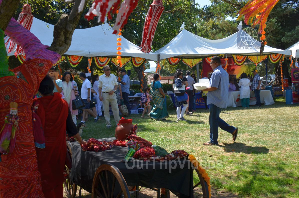 Dilli Haat Food and Folk Festival, Cupertino, CA, USA - Picture 25 of 25
