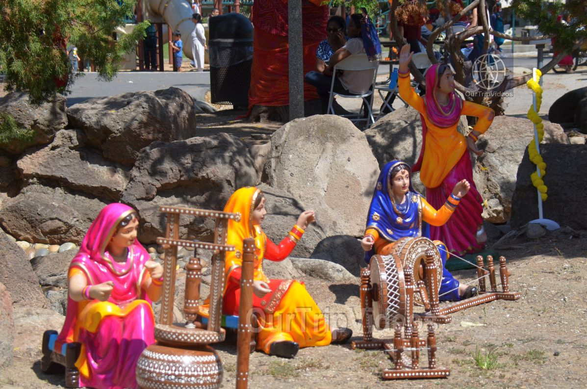 Dilli Haat Food and Folk Festival, Cupertino, CA, USA - Picture 26 of 50