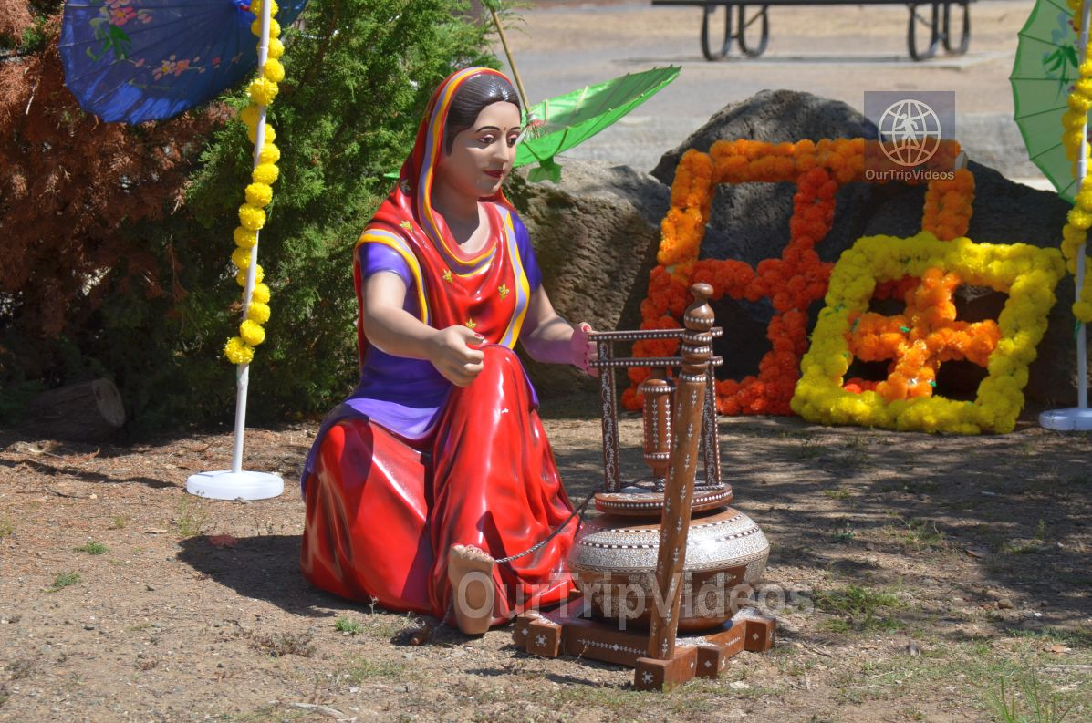 Dilli Haat Food and Folk Festival, Cupertino, CA, USA - Picture 27 of 50