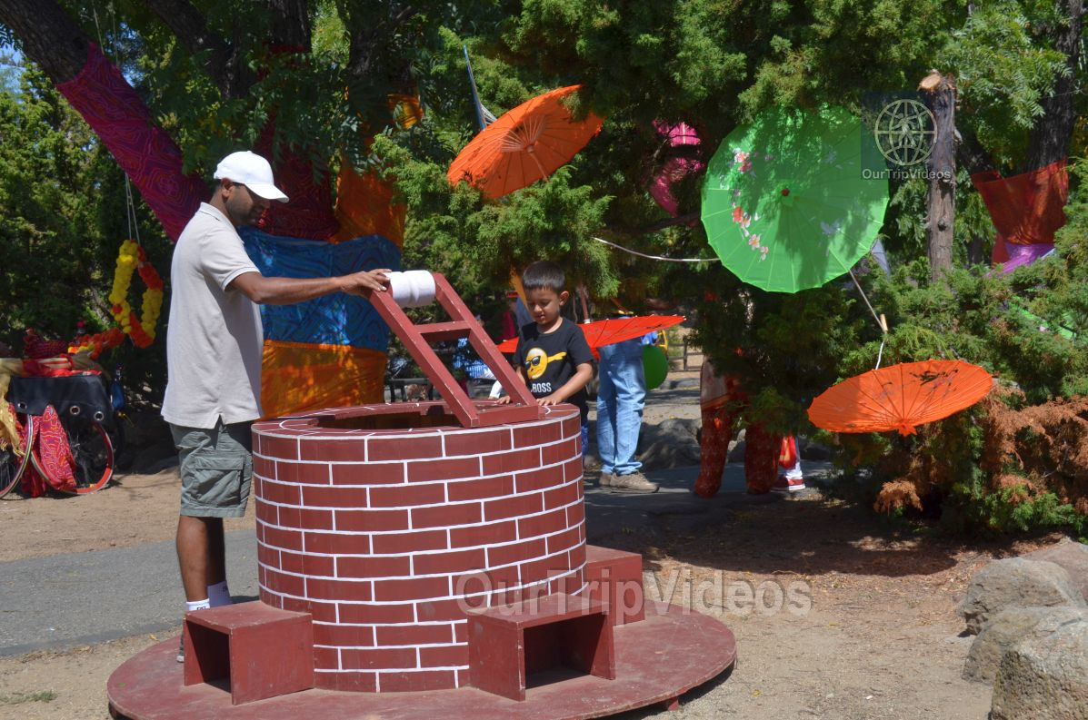 Dilli Haat Food and Folk Festival, Cupertino, CA, USA - Picture 29 of 50