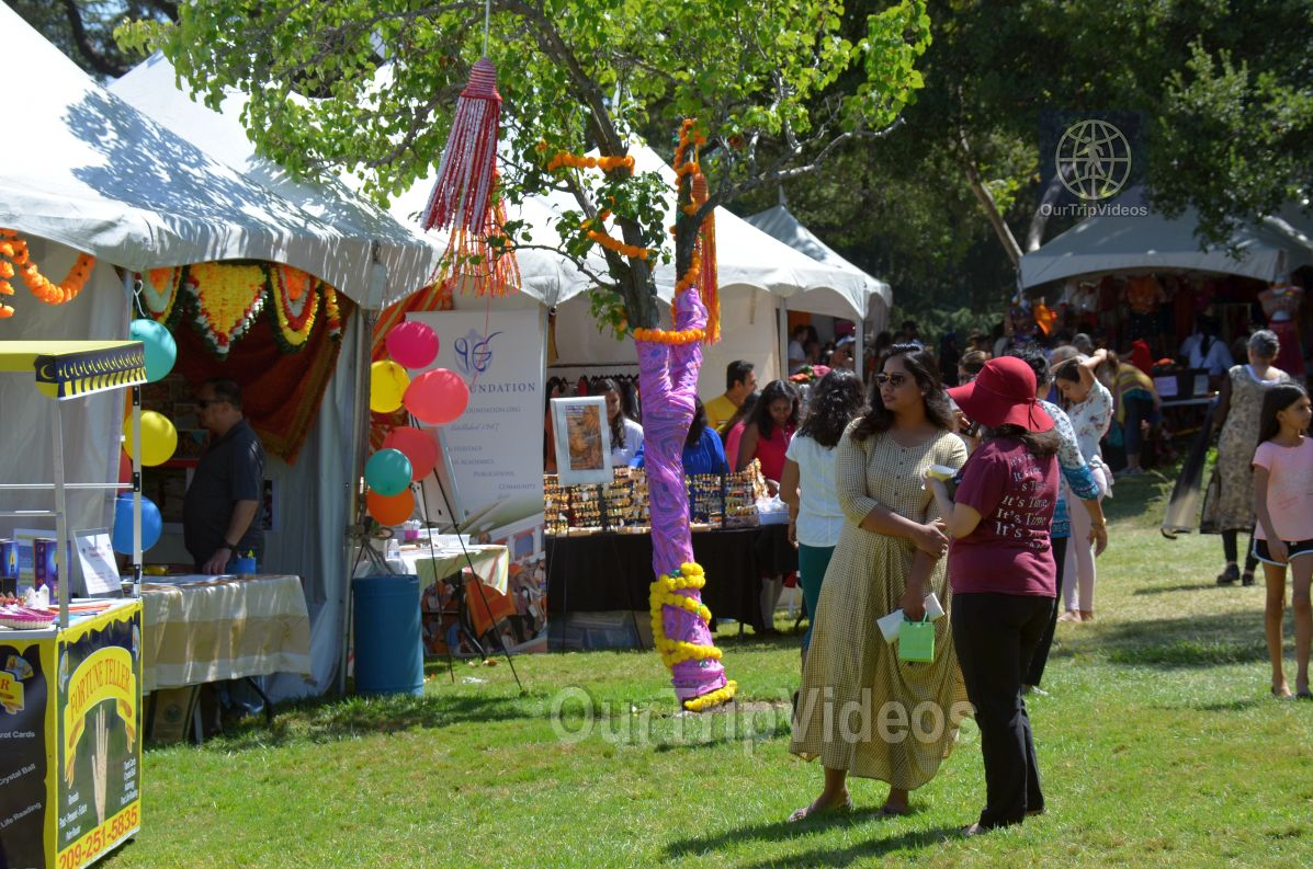 Dilli Haat Food and Folk Festival, Cupertino, CA, USA - Picture 31 of 50