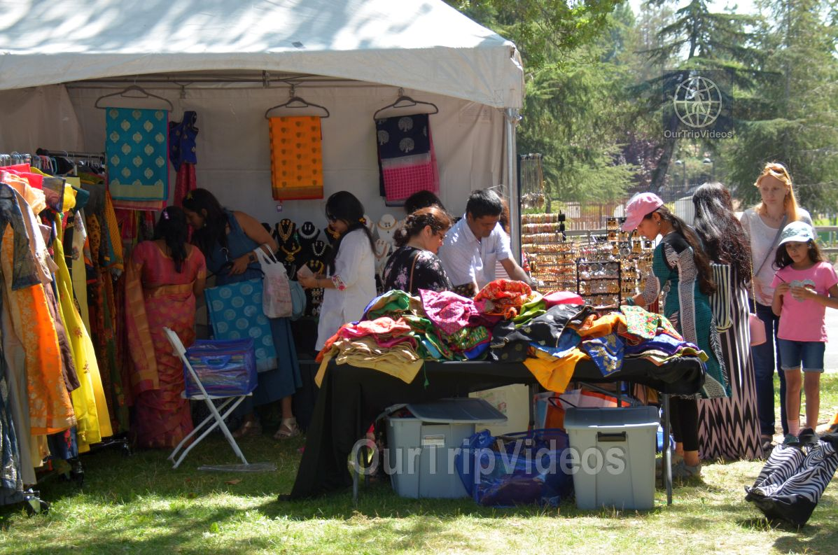 Dilli Haat Food and Folk Festival, Cupertino, CA, USA - Picture 33 of 50