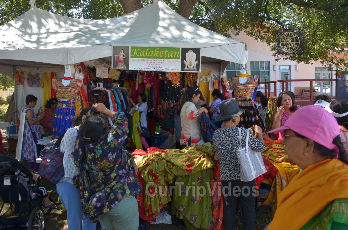 Dilli Haat Food and Folk Festival, Cupertino, CA, USA - Picture 34 of 50