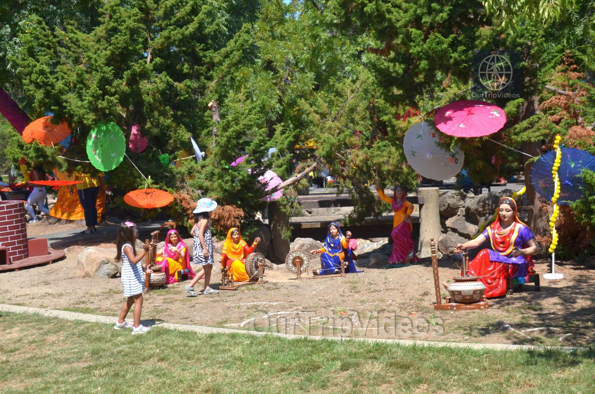 Dilli Haat Food and Folk Festival, Cupertino, CA, USA - Picture 36 of 50