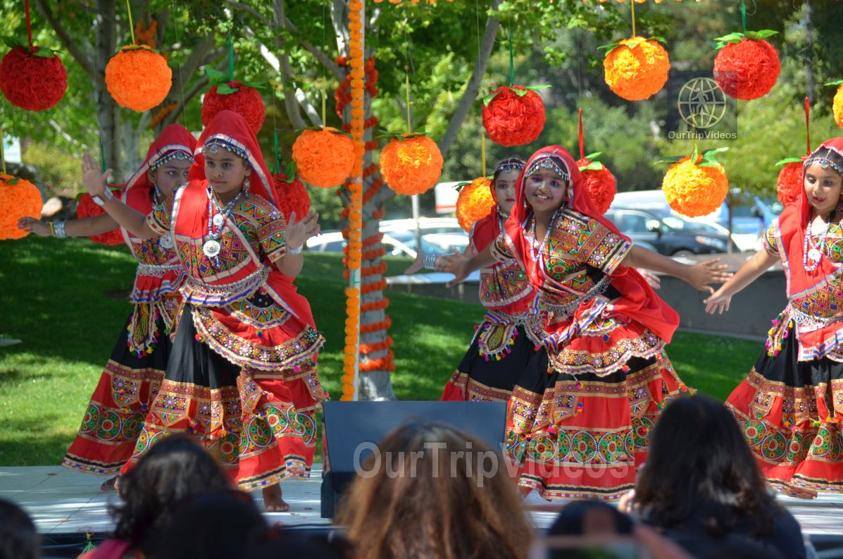 Dilli Haat Food and Folk Festival, Cupertino, CA, USA - Picture 37 of 50