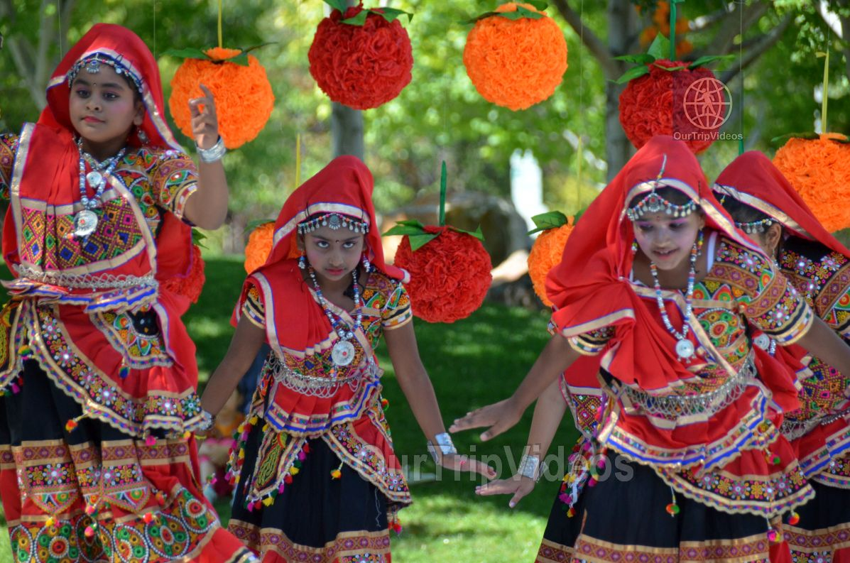 Dilli Haat Food and Folk Festival, Cupertino, CA, USA - Picture 38 of 50