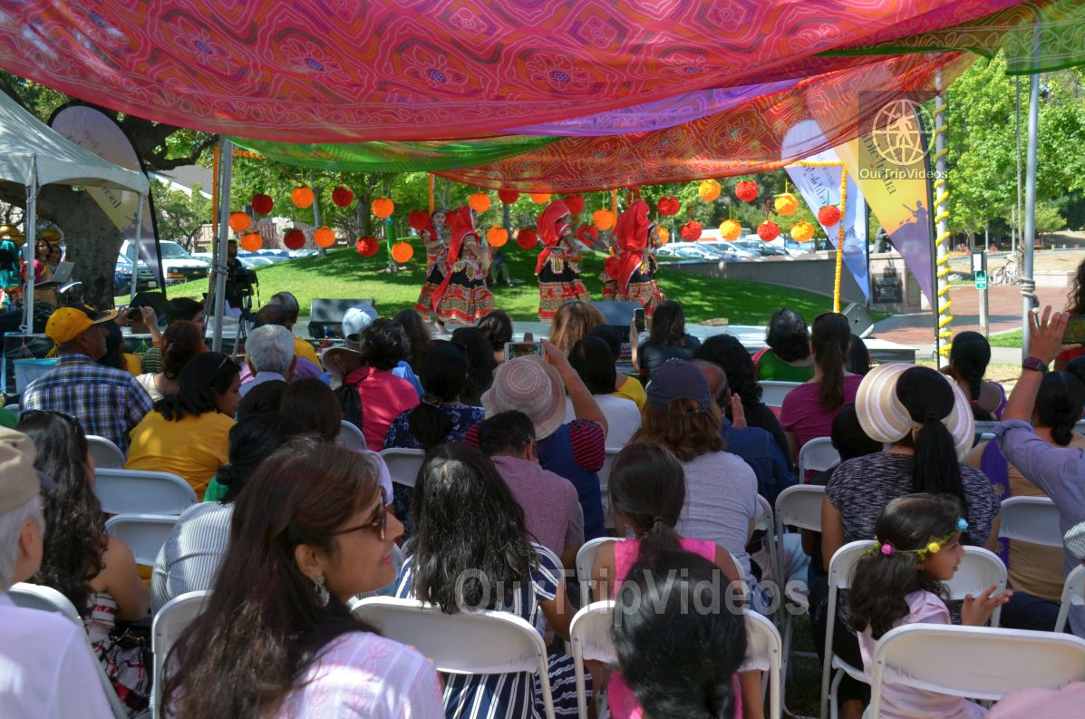 Dilli Haat Food and Folk Festival, Cupertino, CA, USA - Picture 39 of 50