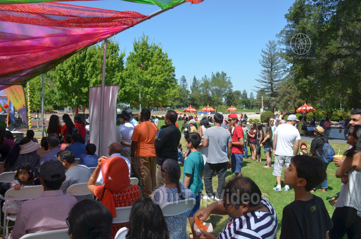 Dilli Haat Food and Folk Festival, Cupertino, CA, USA - Picture 40 of 50