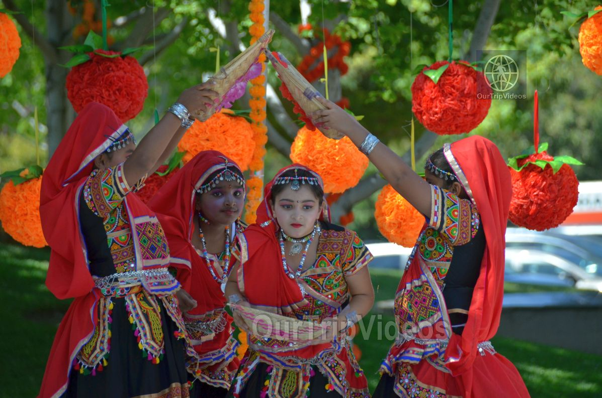 Dilli Haat Food and Folk Festival, Cupertino, CA, USA - Picture 42 of 50