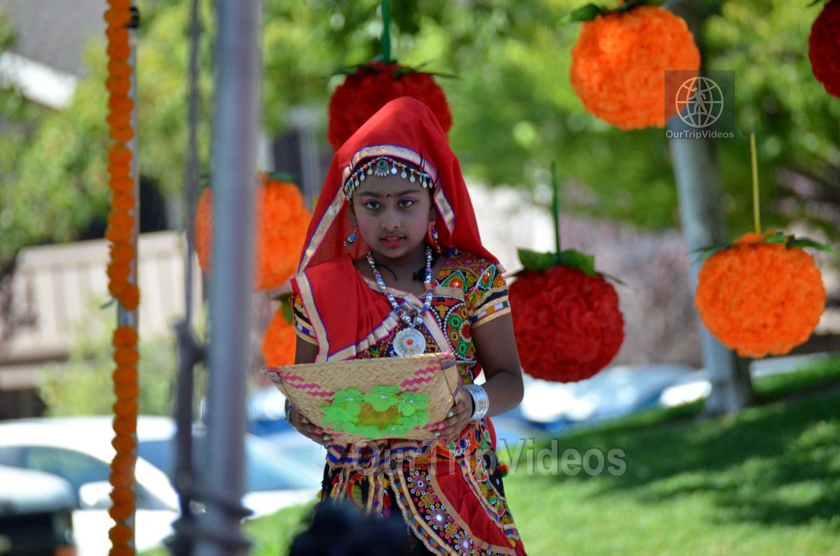 Dilli Haat Food and Folk Festival, Cupertino, CA, USA - Picture 44 of 50