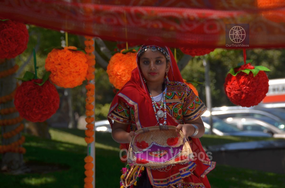 Dilli Haat Food and Folk Festival, Cupertino, CA, USA - Picture 45 of 50