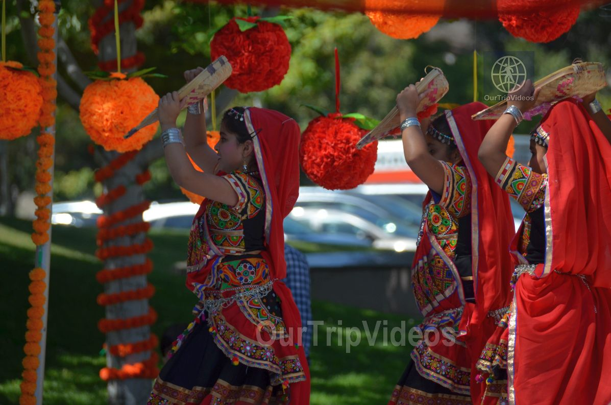 Dilli Haat Food and Folk Festival, Cupertino, CA, USA - Picture 47 of 50