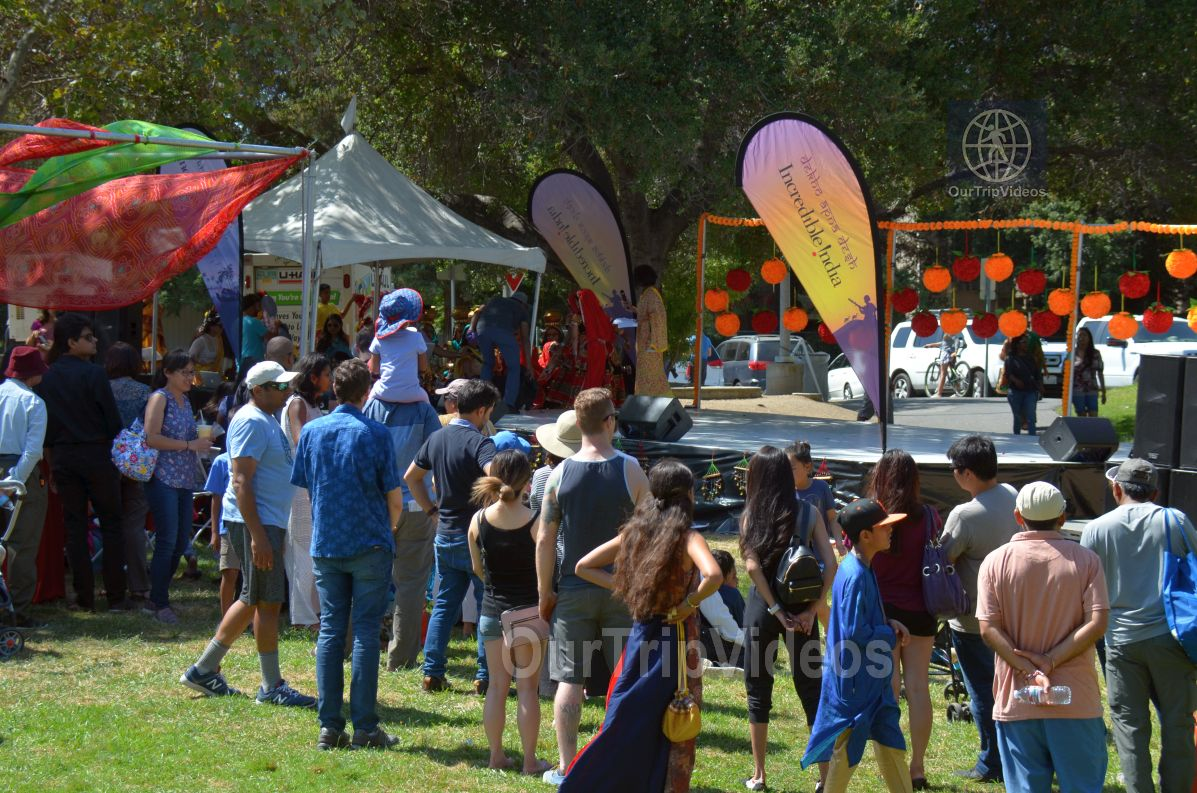 Dilli Haat Food and Folk Festival, Cupertino, CA, USA - Picture 48 of 50