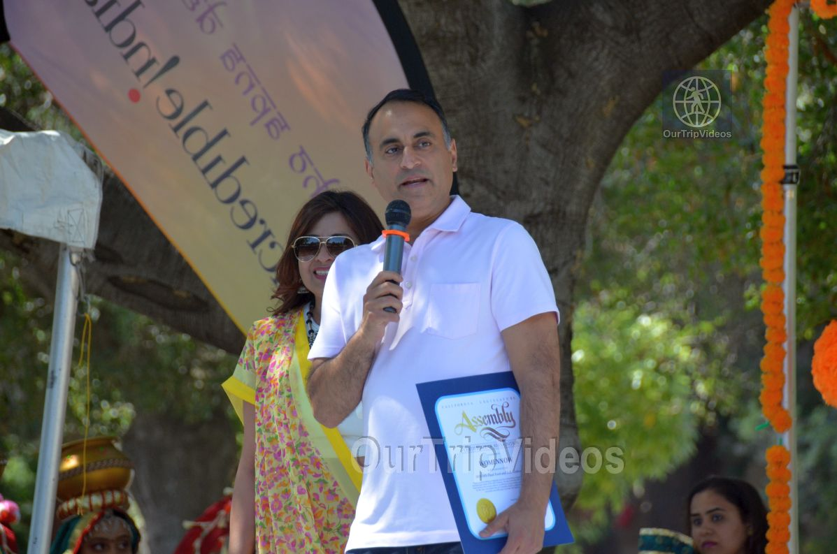 Dilli Haat Food and Folk Festival, Cupertino, CA, USA - Picture 51 of 75