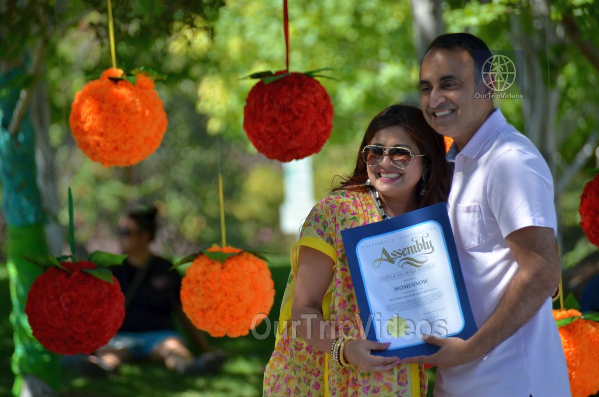 Dilli Haat Food and Folk Festival, Cupertino, CA, USA - Picture 52 of 75