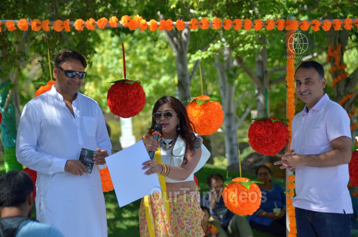 Dilli Haat Food and Folk Festival, Cupertino, CA, USA - Picture 54 of 75