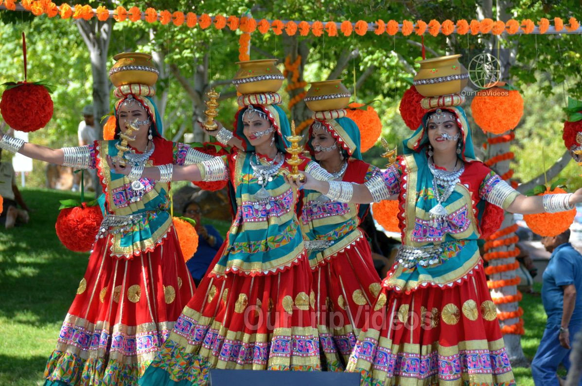 Dilli Haat Food and Folk Festival, Cupertino, CA, USA - Picture 55 of 75