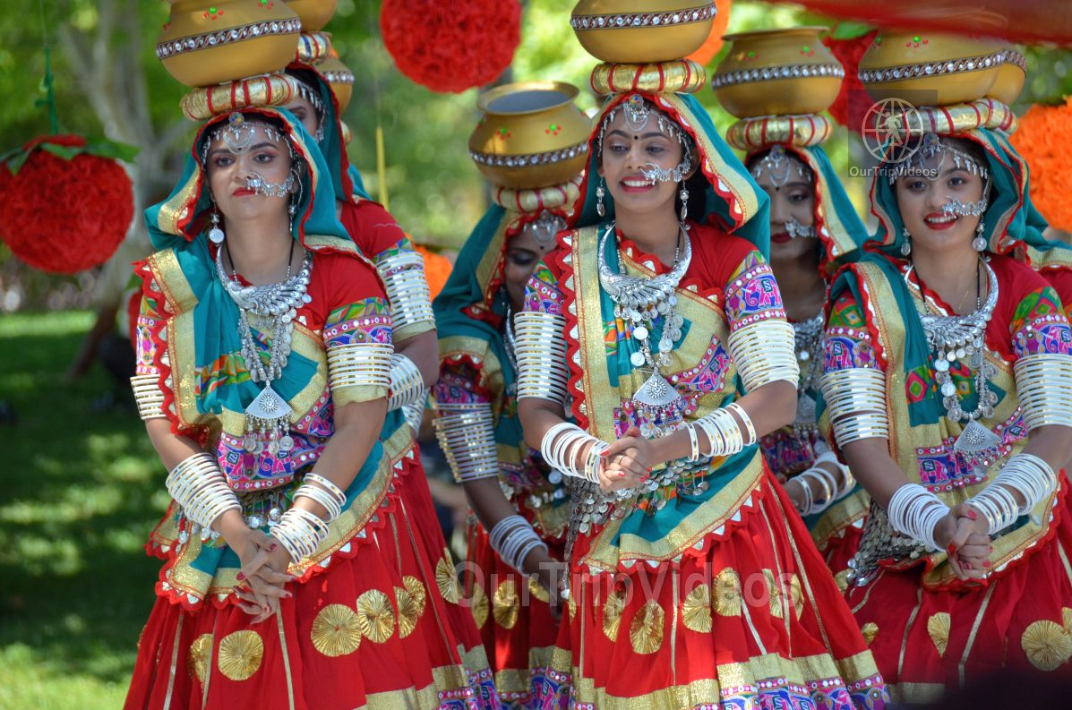Dilli Haat Food and Folk Festival, Cupertino, CA, USA - Picture 58 of 75