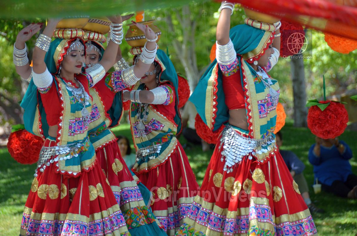 Dilli Haat Food and Folk Festival, Cupertino, CA, USA - Picture 59 of 75