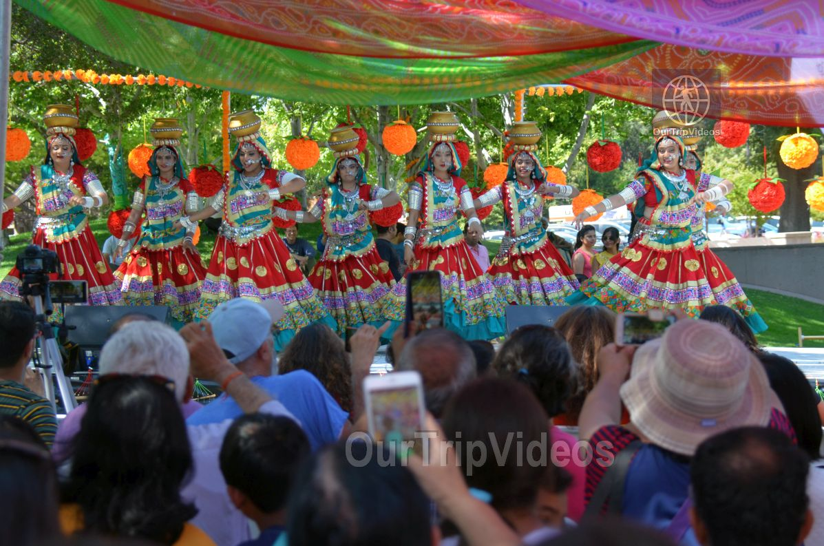 Dilli Haat Food and Folk Festival, Cupertino, CA, USA - Picture 60 of 75