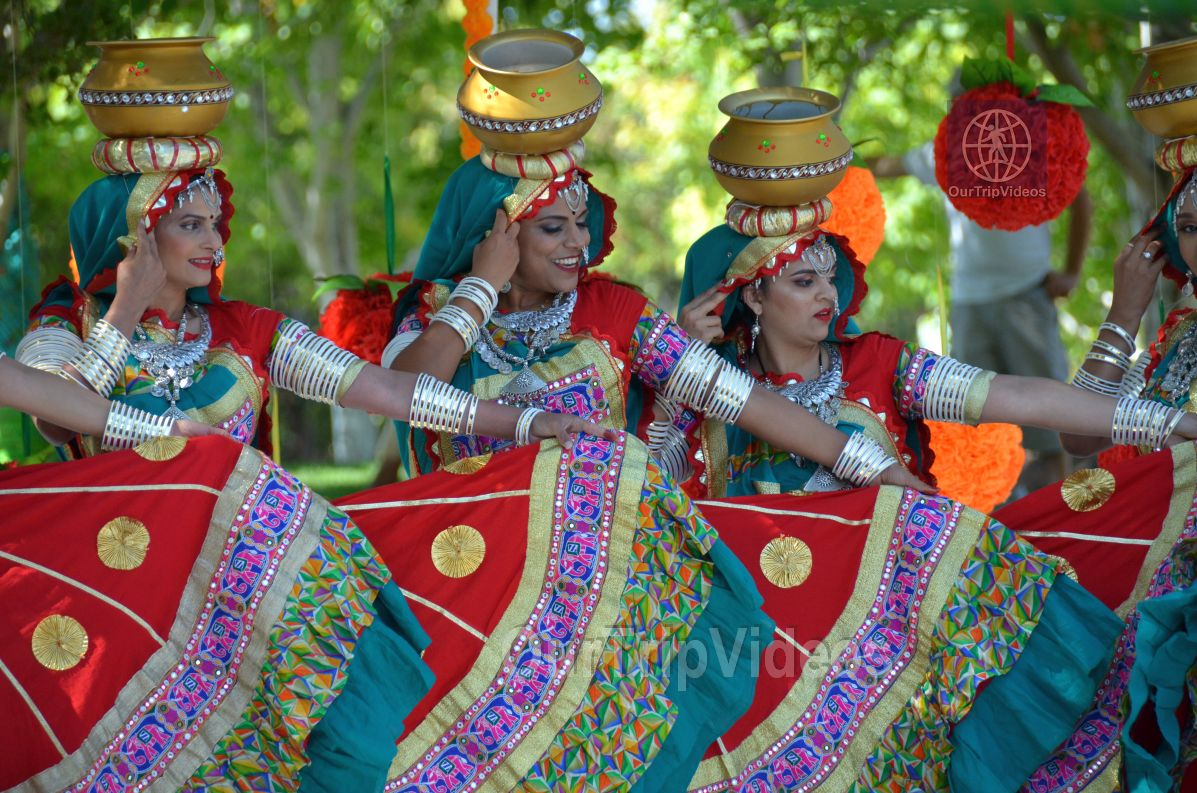 Dilli Haat Food and Folk Festival, Cupertino, CA, USA - Picture 62 of 75