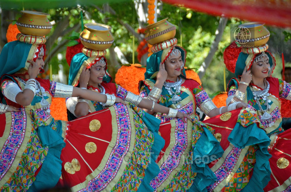 Dilli Haat Food and Folk Festival, Cupertino, CA, USA - Picture 63 of 75