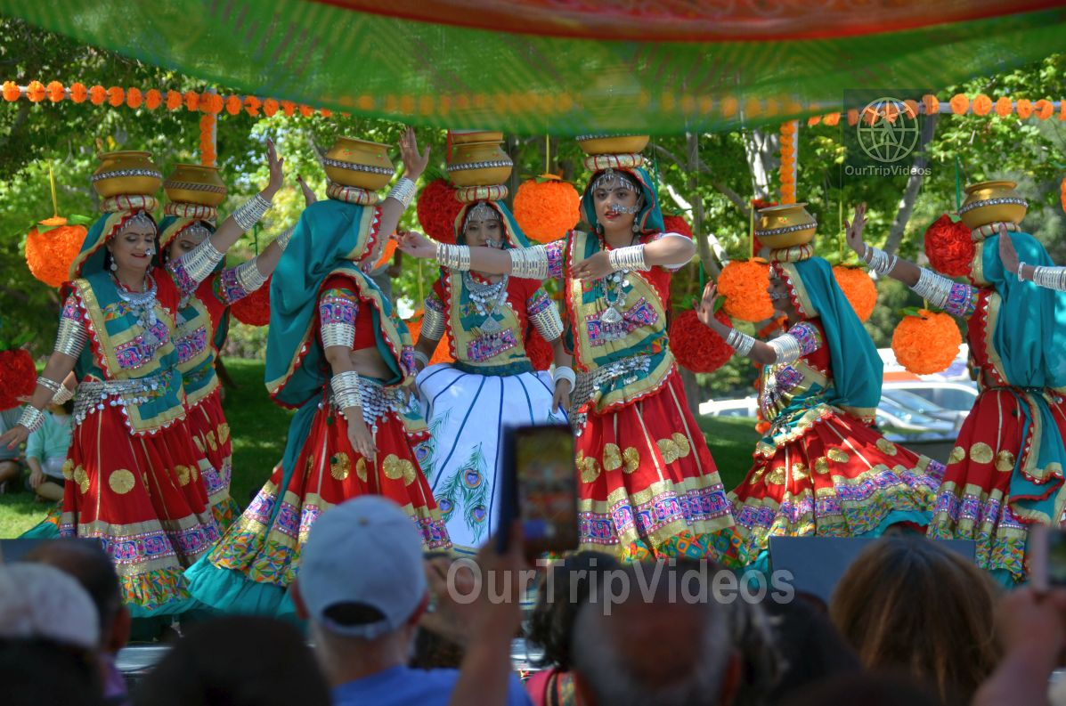 Dilli Haat Food and Folk Festival, Cupertino, CA, USA - Picture 65 of 75