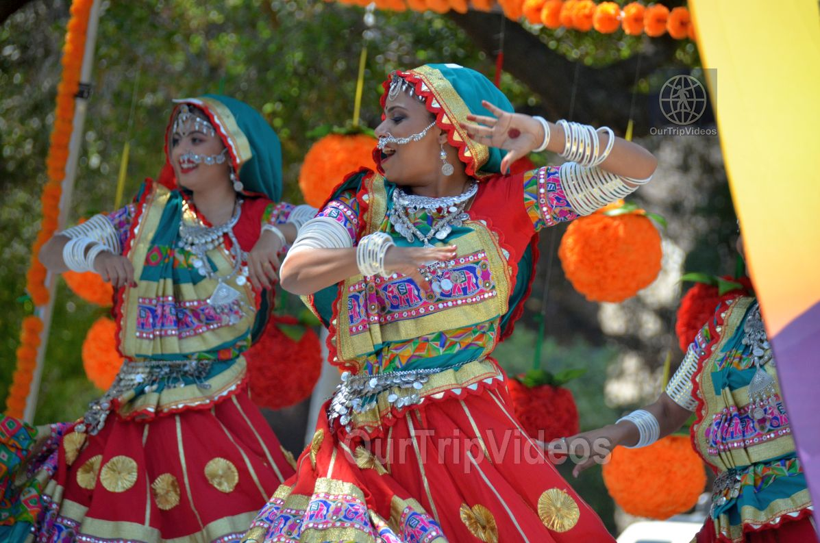 Dilli Haat Food and Folk Festival, Cupertino, CA, USA - Picture 69 of 75