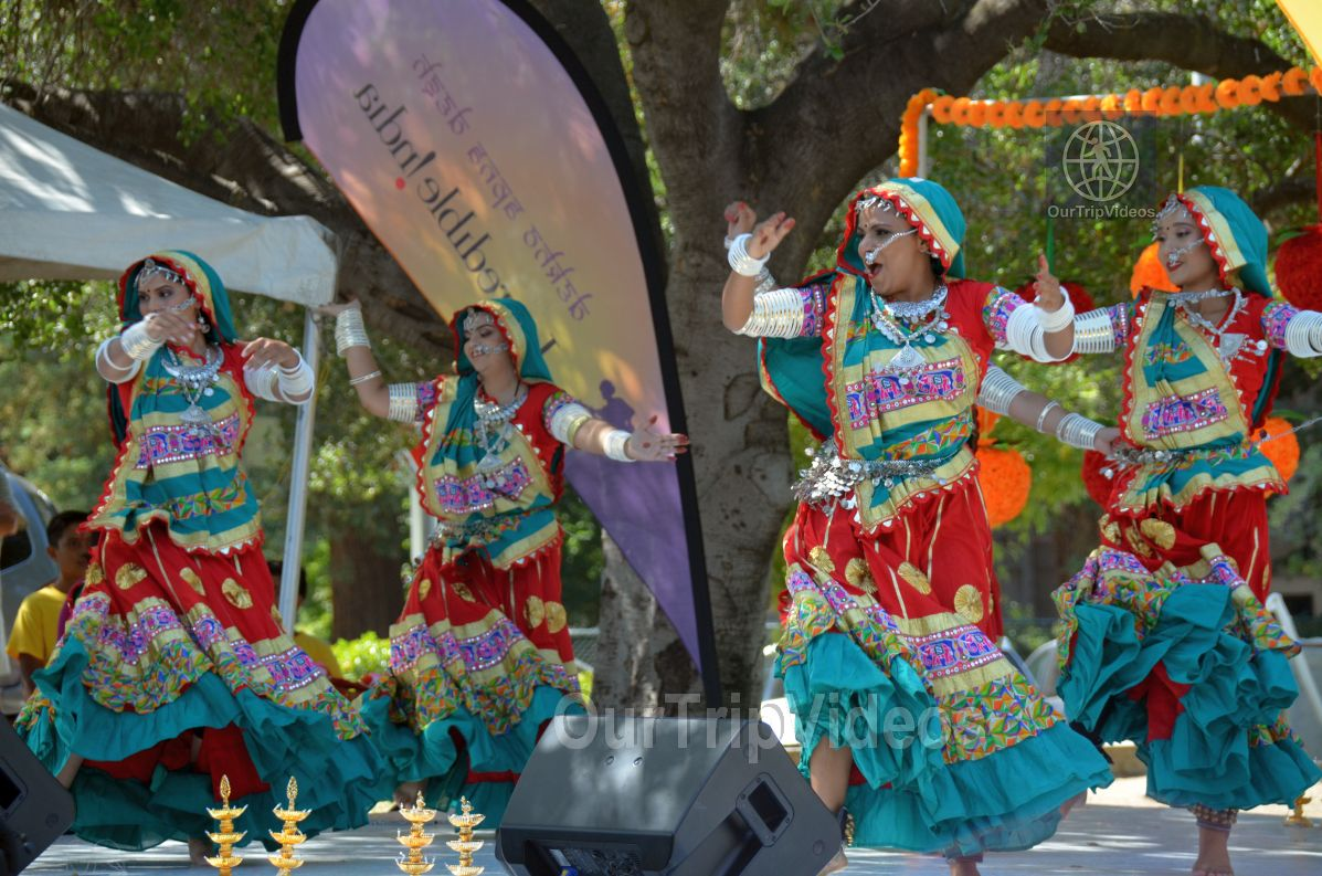 Dilli Haat Food and Folk Festival, Cupertino, CA, USA - Picture 70 of 75